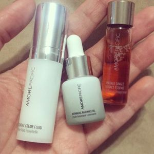 AMOREPACIFIC Trial pack from Sephora